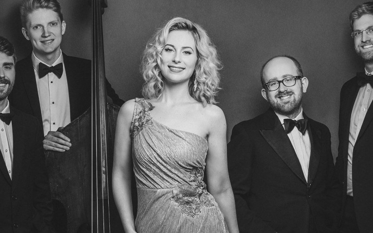 Vintage party band for hire London